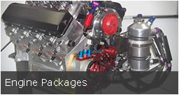 AES engine packages